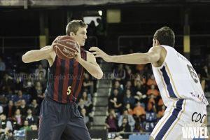 Un Barça intratable en ataque doblega a UCAM Murcia