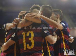 El Barça Lassa define la eliminatoria en el último tramo