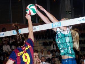 CVB Barça - GH Leadernet Navarcable: empieza la carrera hacia el título