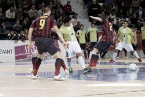 El Barça se lleva un triunfo por la mínima en el estreno de Son Moix