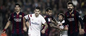 FC Barcelona - Sevilla FC: puntuaciones del Sevilla, jornada 12 de la Liga BBVA