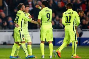 Almeria 1 Barcelona 2: Suárez grabs two assists as Barca survive scare