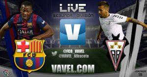 Barcelona B - Albacete Balompié en directo online