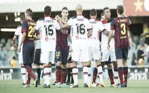 El Mallorca acaba con la condición de invicto del Barcelona B en el Miniestadi
