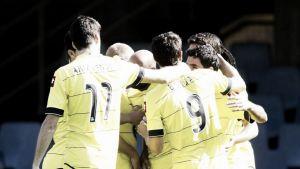 Barcelona B - Deportivo: puntuaciones del Deportivo de La Coruña, jornada 9