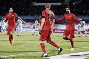 Barcelona vs Almeria: League leaders look to extend lead at the summit