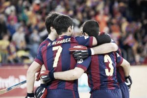 El Barça sentencia la OK Liga