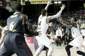 Golpe de autoridad del Barcelona en Belgrado