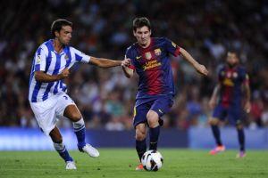 Barcelona vs Real Sociedad en vivo y en directo online