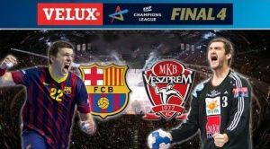 Final FC Barcelona - Veszprem: el Everest a un paso