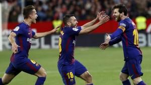 Barcellona, Busquets e Messi a disposizione per la Roma