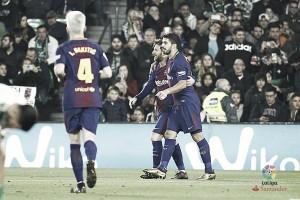 Liga, goleade di Real Madrid e Barcellona