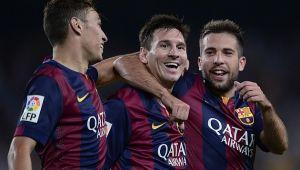 Barca, buona la prima! La doppietta di Messi e il gol di Munir annientato l'Elche al Camp Nou