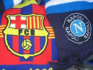 """Napoli all'esame Barcellona, Benitez : """"Siamo pronti"""""""