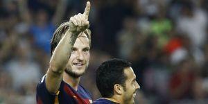 Il Barcellona non fa sconti alla Roma, è 3-0