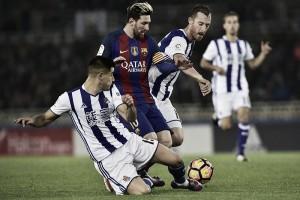 Copa del Rey, per il Barcellona trasferta insidiosa all'Anoeta