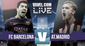 Suarez brace completes Barca comeback against Atleti