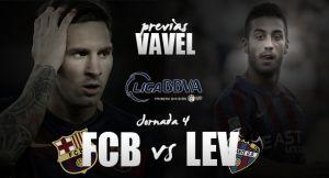 FC Barcelona - Levante: a mantener el liderazgo a pesar de las bajas