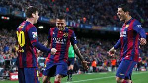 FC Barcelona - Almería: puntuaciones Barcelona, jornada 30 de la Liga BBVA
