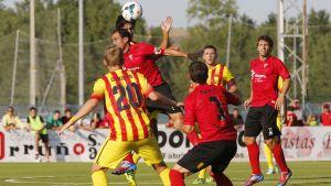FC Barcelona B - Mirandés: a por la cuarta victoria consecutiva