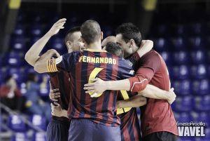 El FC Barcelona Alusport cumple frente a Manacor FS y está en semifinales