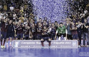 El FC Barcelona Alusport cierra el círculo del éxito