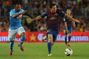FC Barcelona vs Napoli - Match preview