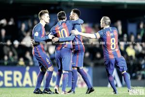 Análisis del rival: el FC Barcelona, más vertical