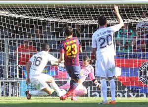 Barcelona B - Numancia: la victoria como necesidad