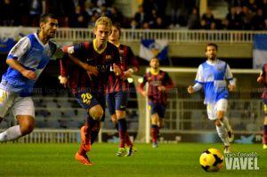 Barcelona B - Sabadell: a desquitarse del mal inicio liguero