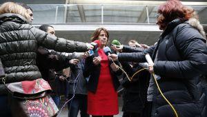 """Yolanda Barcina: """"No ha habido ninguna auditoria que haya detectado anomalías en Osasuna"""""""