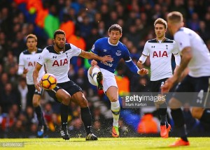 Ross Barkley hails Spurs' Dembele as his hardest opponent in midfield