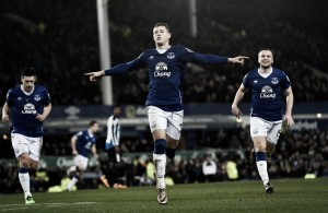 Everton 3-0 Newcastle United: Barkley inspires Toffees to fourth home win of the season