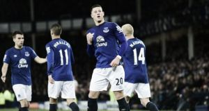 Everton 3-1 Queens Park Rangers: Hat-trick of deflections see Hoops' rotten away run continue