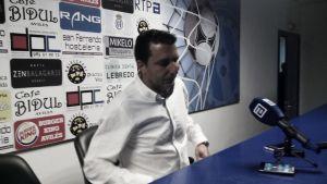 """José Manuel Barla: """"Pienso que vamos a ser capaces de solventar la papeleta con éxito"""""""