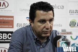 """José Manuel Barla: """"Si estamos en la promoción es porque lo hemos merecido"""""""