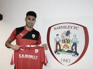 Manchester United's Ashley Fletcher joins Barnsley on loan
