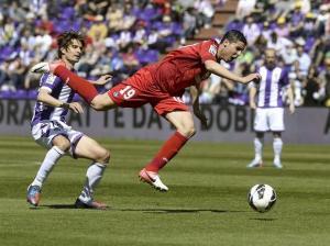 Real Valladolid - Getafe: puntuaciones del Getafe,  jornada 31