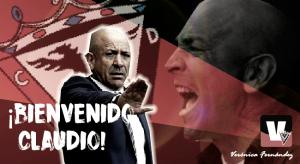 Presentación oficial de Claudio Barragán