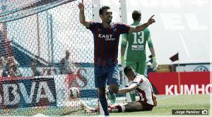 Barral, máximo goleador del Levante en la historia de la Liga