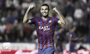 El Levante se revitaliza ante el Almería