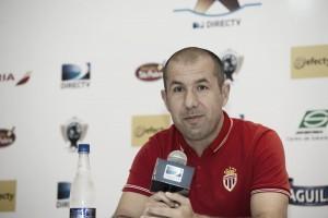 """Leonardo Jardim: """"Estamos obligados a hacer rotaciones el sábado"""""""
