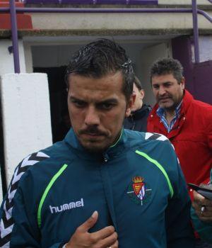"""Rubén de la Barrera: """"A partir del gol hemos desaparecido"""""""