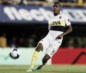 Wilmar Barrios, en la agenda del Real Betis
