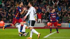 Valencia-Barcelona, miércoles 10 a las 21 horas