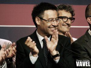 """Bartomeu: """"Queremos que Neymar se retire en nuestro club"""""""