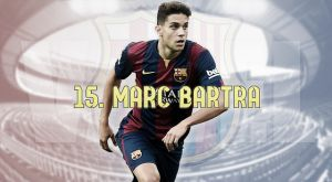 FC Barcelona 2015/16: Marc Bartra