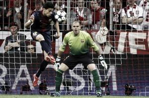 Bayern de Munich - FC Barcelona, puntuaciones FC Barcelona