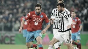 Juventus, Higuain spaccaNapoli
