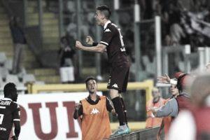 Il Torino di rincorsa incorna la Fiorentina